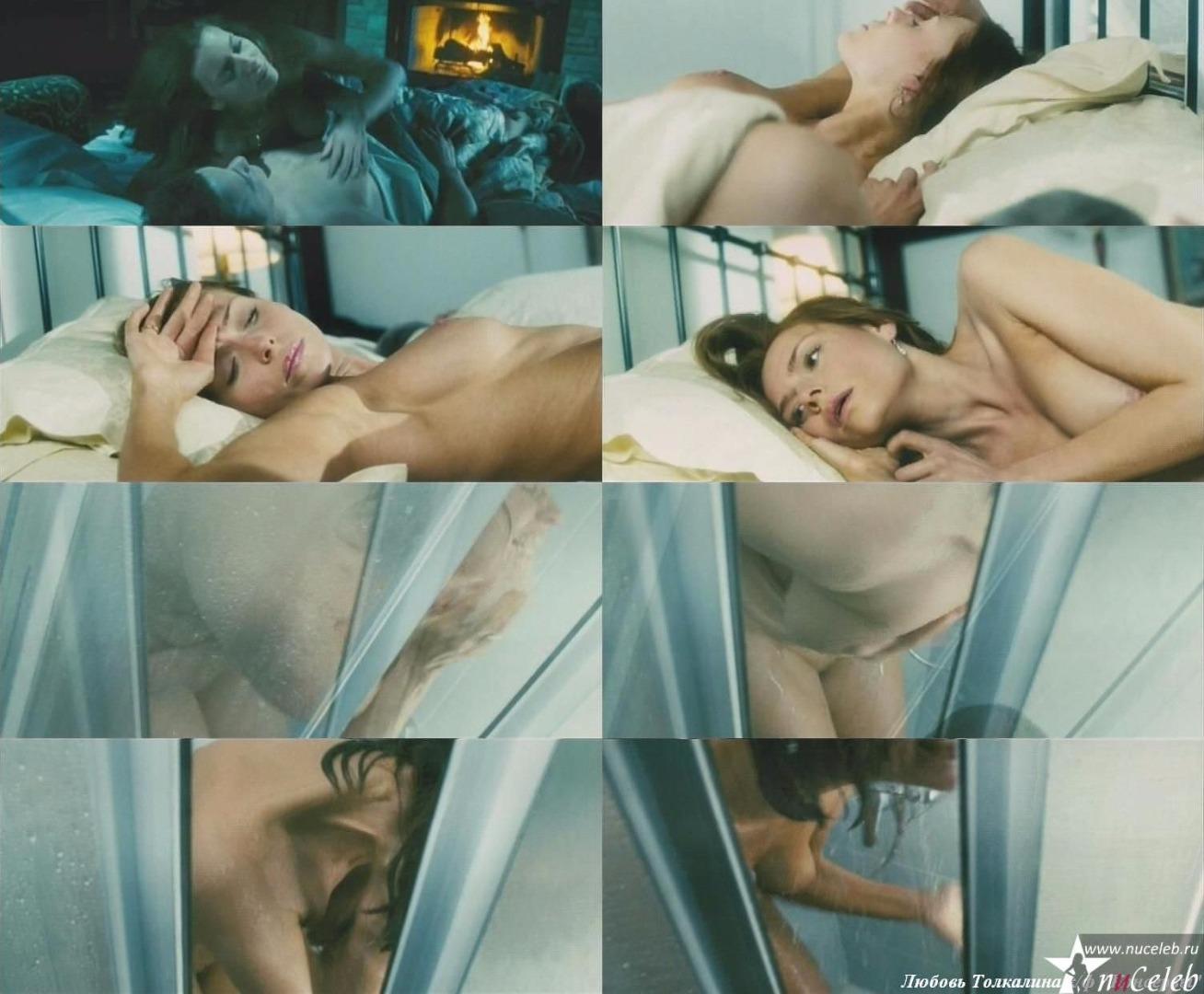 картина видео с голой любови толкалиной сама мать