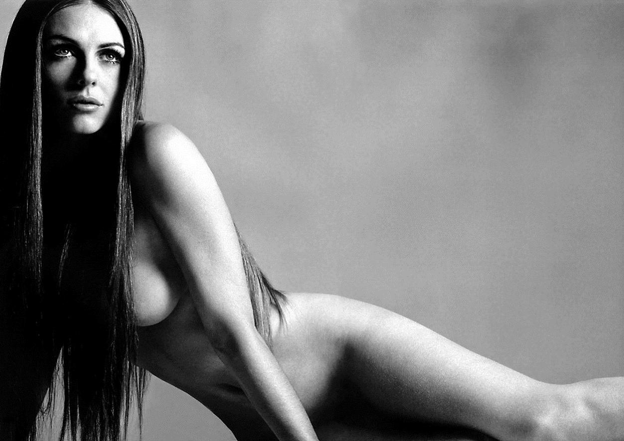 Элизабет херли голая 17 фотография