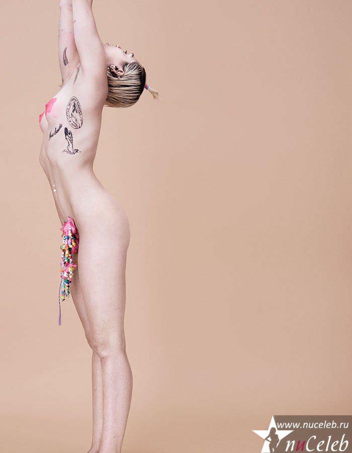 эротические фото майли сайрус