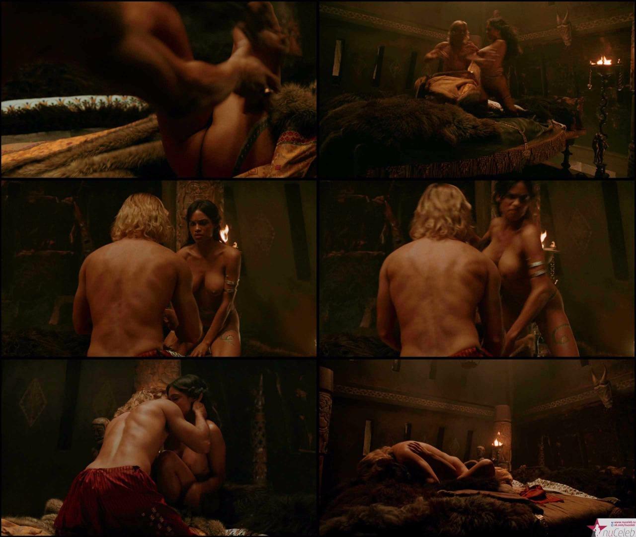 Filmed naked