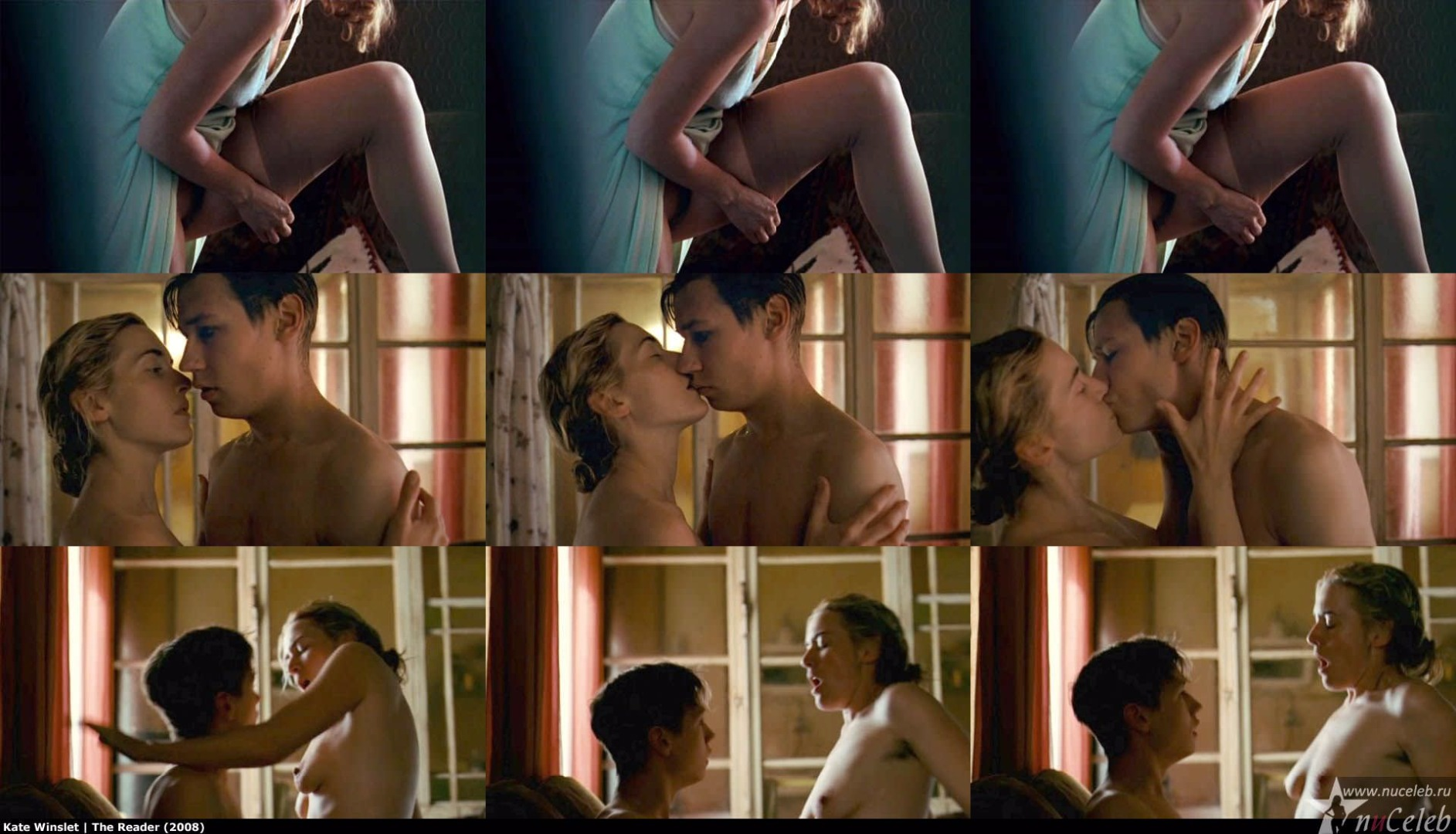 E winslet sex scene video