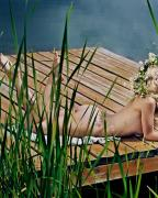 Полина Гагарина снялась во Maxim