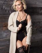 Полина Гагарина снялась на Maxim
